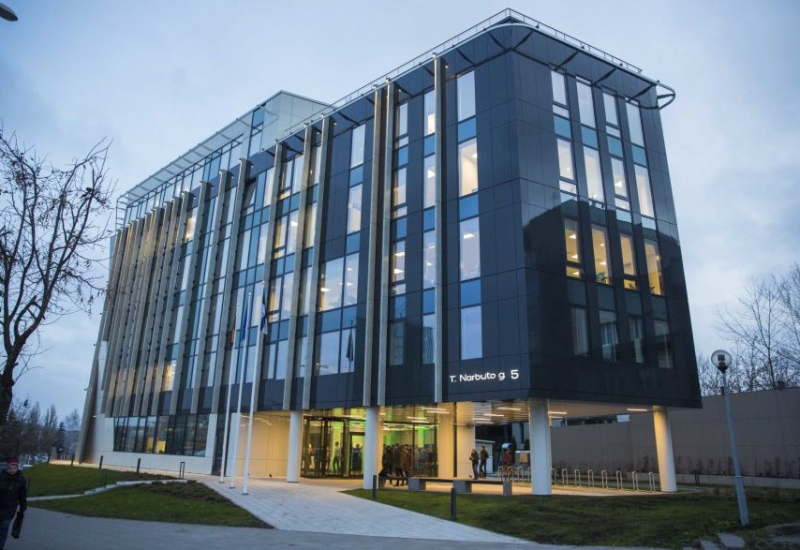 Business Centre NARBUTO 5, Vilnius