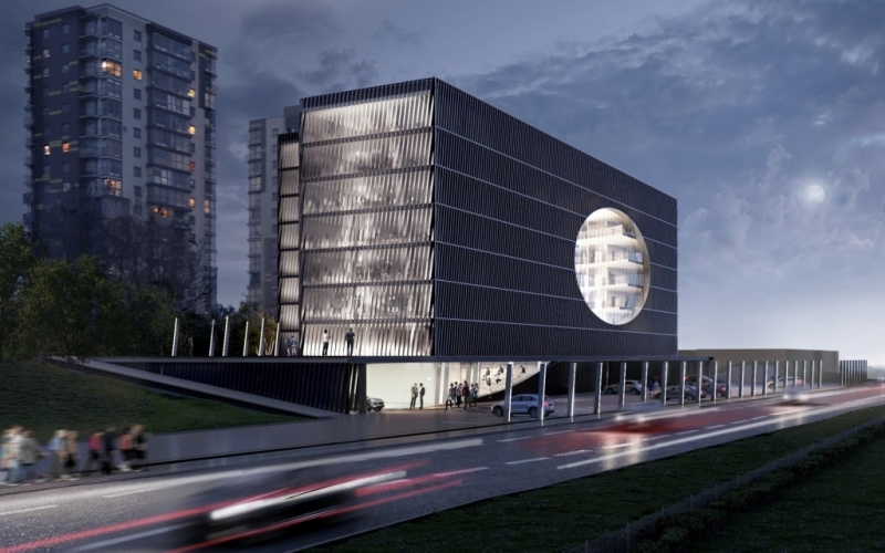 Business centre U219, Vilnius